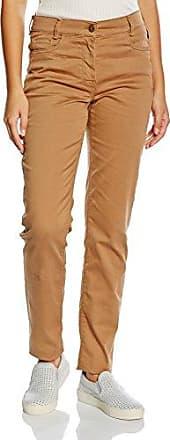 Inga - Pantalon Femme, Brun (braun 024), 44 (Taille fabricant: 44)Gardeur