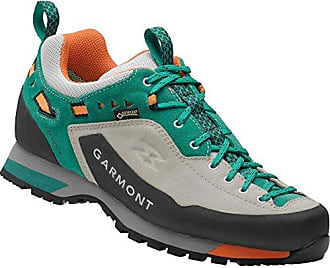 Garmont Dragontail LT GTX Shoes Women Light Grey/Teal Green Schuhgröße UK 7,5