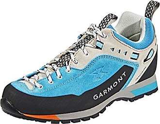 Garmont 9.81 Fast Shoes Women Light Grey/Aqua Blue Schuhgröße UK 7,5