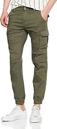 Bob Gym, Pantalones para Hombre, Verde (Medium Beige 4828), X-L Gas