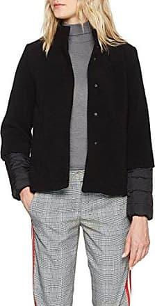 Giacca M-L, Manteau Femme, Noir (Black), 38 (Taille Fabricant: 42)Gaudì