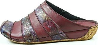 032164-19-882 Schuhe Damen Pantoletten Clogs Sabot, Schuhgröße:37, Farbe:Blau Gemini