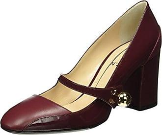 8033.1, Zapatos de Tacón con Punta Cerrada para Mujer, Negro (Nero), 37 EU N°21