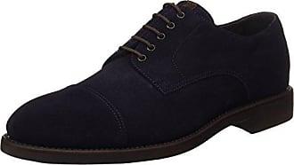 Bianco Loafer 60-71400, Mocasines para Hombre, Azul (30/Navy Blue), 43 EU