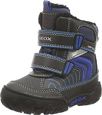 Geox Herren U Mattias B ABX B Chukka Boots, Grau (Anthracite), 38 EU