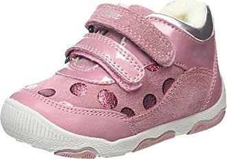 Geox B New Balu' C, Zapatillas para Bebés, Rosa (Old Rose), 25 EU