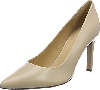 D New Mariele High A, Zapatos de Tacón Mujer, Beige (LT TAUPEC6738), 42 EU Geox