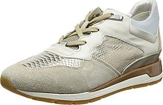 Geox Sukie A, Sneakers Basses Femme, (Navy), 38 EU