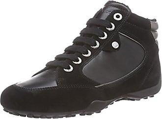 Unisex-Erwachsene J Alonisso Boy A Hohe Sneaker, Blau (Navy/DK Red), 41 EU Geox