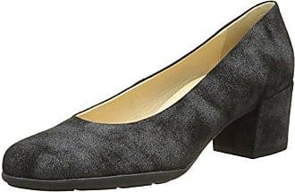 D Carey C, Zapatos de Tacón para Mujer, Gris (Lt Grey), 36.5 EU Geox