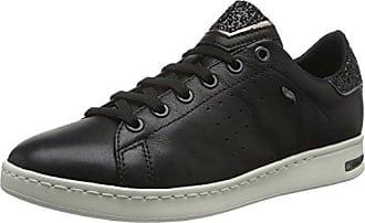 Geox D Sfinge a, Zapatillas para Mujer, Schwarz (BLACKC9999), 35 EU