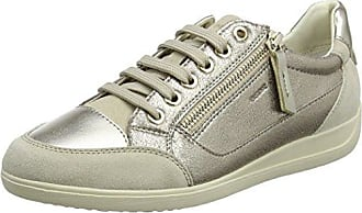 Geox D Jaysen A, Chaussures Femmes, Or (champagnecb500), 37 Eu