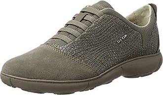 Geox D Myria a, Zapatillas para Mujer, Braun (Chestnut/GUNC6J1G), 39 EU