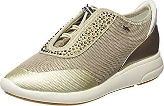 Geox Femmes D Ophira Un Chaussures De Sport - Blanc - 40 Eu CeBoOl4or