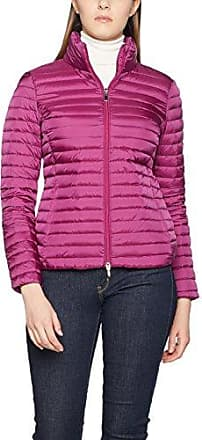 Geox Woman Down Jacket, Blouson Femme, (Violett (Bright Orchid F8220))46 (Taille du Fabricant: 52)