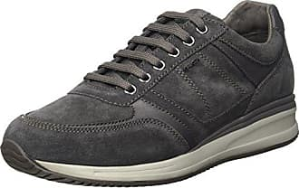 Herren U Taiki B ABX A Hohe Sneaker, Grau (Taupe/Anthracite), 44 EU Geox