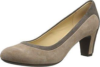 5813.3, Zapatos de Tacón con Punta Cerrada para Mujer, Gris (7064 Grigio), 37 EU Kalliste