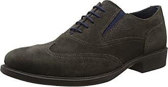 Gadea Miro, Zapatos de Cordones Oxford para Mujer, Negro (Black), 37 EU