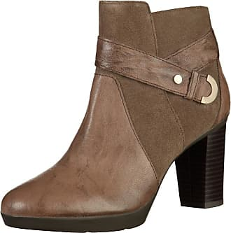 Sable Ankleboot / Taupe Combiné FkKhd