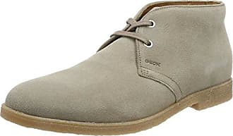 U Brandled E, Desert Boots Homme, Gris (Taupe), 40 EUGeox