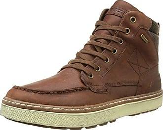 U Brandled E, Desert Boots Homme, Gris (Mud), 43 EUGeox