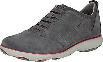 Hommes Geox Vous Clemet Sneaker B - Brun - 45 Eu Eg8OnY