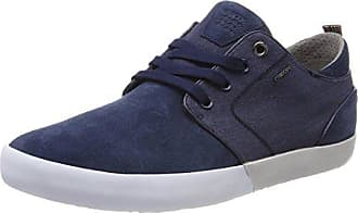 Geox U Smart B,Baskets Basses Homme, Bleu (Blue), 40 EU