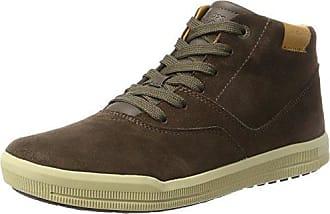 Geox J Arzach H - Chaussures - Mixte Adulte - Marron (Coffee) - 41 EU