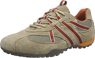 Herren U Nebula E Sneaker, Beige (Taupe), 44 EU Geox