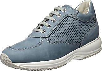 Geox D Thymar White, Schuhe, Sneaker & Sportschuhe, Sneaker, Weiß, Female, 37
