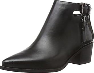 Geox D Petalus C Black, Schuhe, Stiefel & Stiefeletten, Stiefeletten, Grau, Female, 36