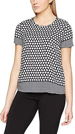 96169-67471, Tops Femme, Multicolore (White Red), FR: 38 (Taille Fabricant: 38)Gerry Weber