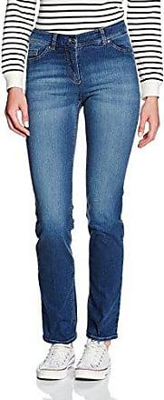 Gerry Weber 92151-67910, Jeans Femme, (Light Blue Denim), FR: 36 (Taille Fabricant: 36R)