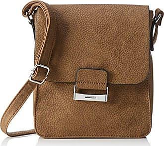 Lemon Mix II Shoulder Bag H, S 4080003529 Damen Schultertaschen 24x25x1 cm (B x H x T), Beige (Latte Macchiato) Gerry Weber