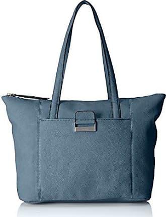 Damen Reason Shopper, Blau (Dark Blue 402), 32x30x11 cm Gerry Weber