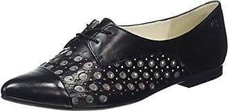 Gerry De 05 - Chaussures Derby De Femme, Couleur Noire, Taille 38