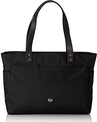 Damen Life Handbag M Henkeltaschen, Weiß (Offwhite 101), 37x24x14 cm Gerry Weber