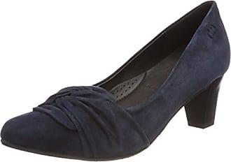 Gerry Weber 06 Vocab Chaussures Talon Fermé Pour Les Femmes, Pointe Noire (schwarz 100), 40,5 Eu