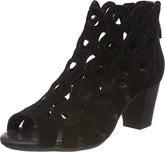 Gerry Weber Chaussures Noir Avec Fermeture Éclair Pour Les Femmes 5nvneTs022