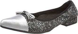 GERRY WEBER Shoes Damen Mathea 01 Geschlossene Ballerinas, Mehrfarbig (Schwarz-Kombi), 37 EU (4 UK)