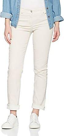 Gerry Weber Hose Jeans Lang, Vaqueros Slim para Mujer, Beige (Muschel 98600), 42