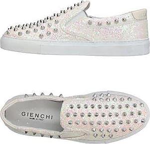 Chaussures Blanches Gienchi Pour Les Hommes aL15e