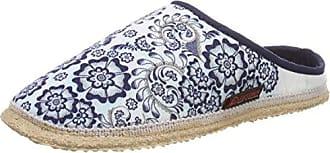 Giesswein Damen Elbtal Pantoffeln, Blau (Ocean), 36 EU