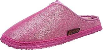 Giesswein Damen Patsch Pantoffeln, Pink (Himbeer), 39 EU