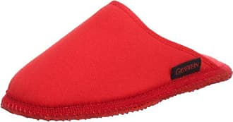 Giesswein Plein - Caña baja de lana mujer, Rojo (Rot), 36