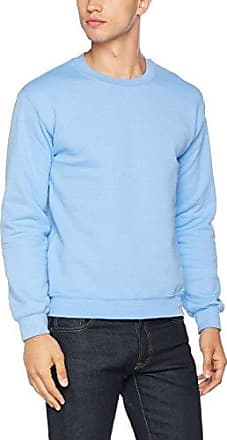 50/50 Adult Crewneck, Sweat-Shirt Homme, Gris (Anthracite), LGildan
