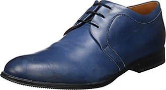 Vettel 004B01, Derbys Homme, Bleu (Navy Blue CC001), 44 EULumberjack
