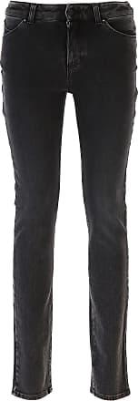 Pants for Women On Sale, Black, Cotton, 2017, 26 27 28 29 30 31 Emporio Armani