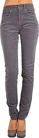 Pants for Women On Sale, Light Grey, Wool, 2017, 28 Giorgio Armani