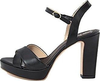 Damen - Sandale - Glattleder - GP_985K300_Capra_Cipria_40 Giorgio Picino TDRAZisg